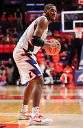 NCAA Basketball - Illinois Fighting Illini vs Augustana-Illinois Vikings - Champaign, Il