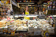 Kauppatori (Market Square). The Old Market Hall. Cheese.