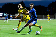 Tyler Roberts (11) of Leeds United during the Pre-Season Friendly match between Oxford United and Leeds United at the Kassam Stadium, Oxford, England on 24 July 2018. Picture by Graham Hunt.