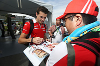 BIANCHI Jules (Fra) Marussia Mr03 ambiance portrait during the 2014 Formula One World Championship, Japan Grand Prix from October 3rd to 5th 2014 in Suzuka. Photo Clement Marin / DPPI