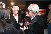 BARBARA FOLLETT; KEN FOLLETT; BILL WYMAN, BILL WYMAN - REWORKED' , Photographs by Bill Wyman and reworks by Gerald Scarfe, Pam Glew, Dale Marshall, Penny and James Mylne, Rook & Raven Gallery: 7-8 Rathbone Place, London. 26 February 2013