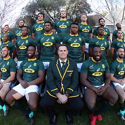 15,06,2018 South African Springbok Team Photo