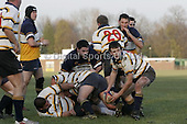 Basingstoke Cavaliers (4th team) v Basingstoke 3rd's. Down Grange. 10-12-2005.