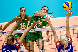 23-08-2017 NED: World Qualifications Czech Republic - Bulgaria, Rotterdam<br /> Hristina Ruseva #11 of Bulgaria