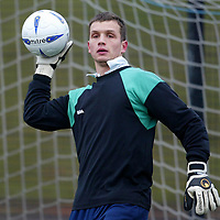 St Johnstone training...28.11.03<br />
