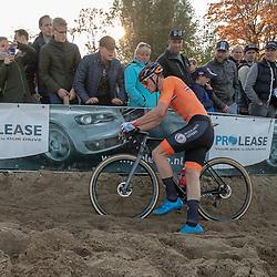 04-11-2018: Wielrennen: EK veldrijden: Rosmalen <br />Mathieu van der Poel