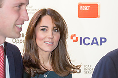 Prince William and Kate ICAP day