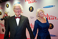 HILVERSUM - In de nieuwe JT Bioscoop is de eerste film 'Pak van mijn Hart' in premiere gegaan. Met hier op de foto  Jacques van Nieuwkerk. FOTO LEVIN DEN BOER - PERSFOTO.NU
