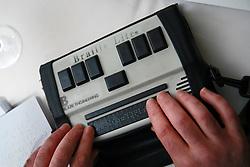 Braille note taker UK