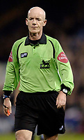 Photo: Glyn Thomas.<br />West Bromwich Albion v Bolton Wanderers. The Barclays Premiership. 17/04/2006.<br /> Referee Dermot Gallagher.
