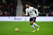 Alex Oxlade-Chamberlain (15) of Liverpool during the Premier League match between Bournemouth and Liverpool at the Vitality Stadium, Bournemouth, England on 7 December 2019.