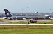 Royal Jordanian, Airbus A320.