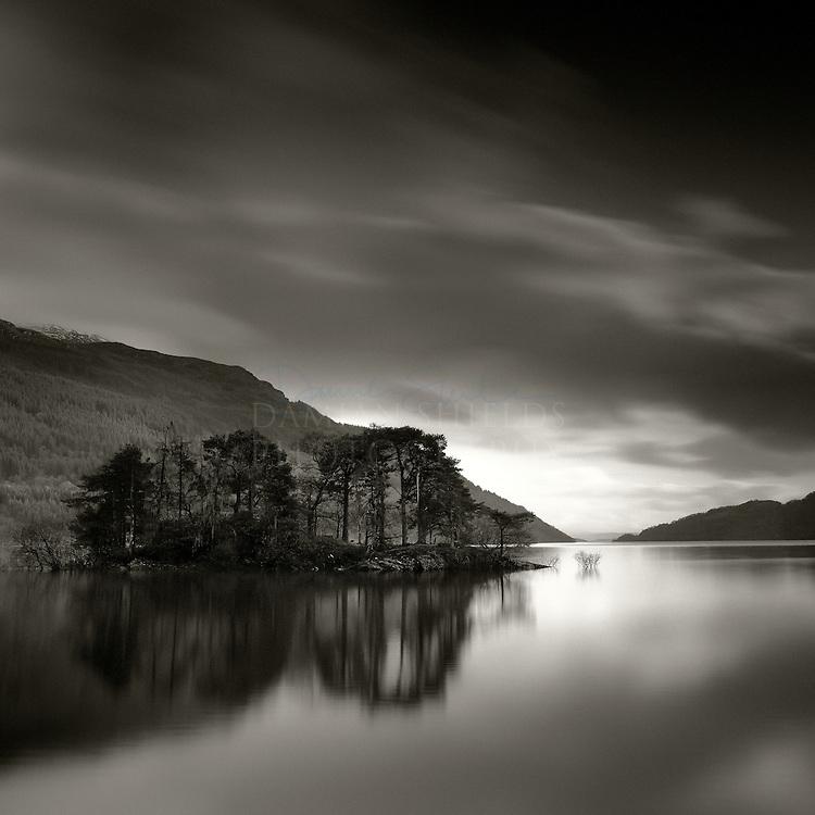 Loch Lomond and Tarbet Isle