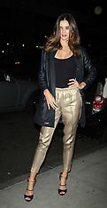 NOV 20 2014 Miranda Kerr at Sephora Union Square