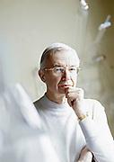 Jean-Marie Lehn, Prix Nobel de Chimie1987, Strasbourg, 2004