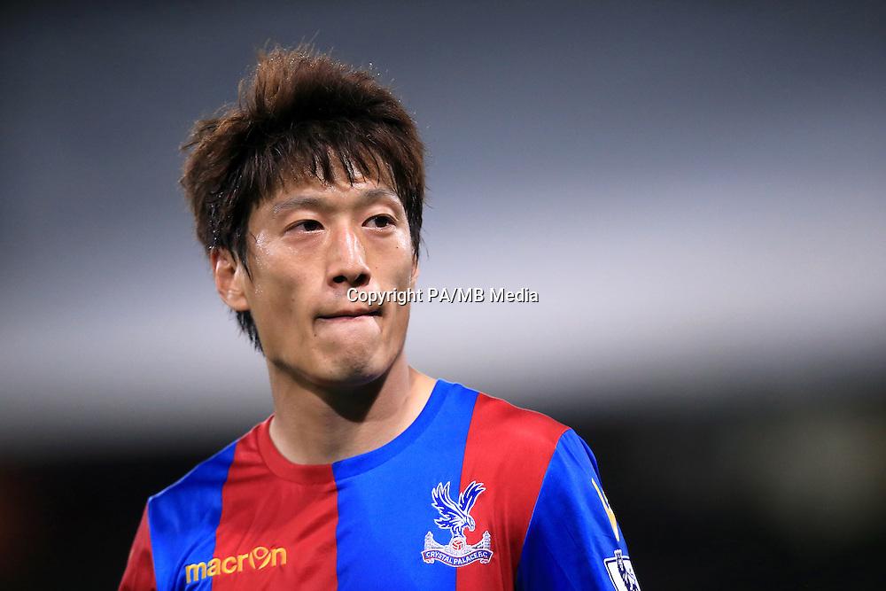 Lee Chung-Yong, Crystal Palace