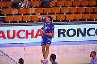 Philip SCHNEIDER  - 13.12.2014 - Tourcoing / Montpellier - 11eme journee de Ligue A<br /> Photo :  Dave Winter / Icon Sport *** Local Caption ***