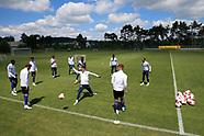 England U21 Training, 15 June 2017