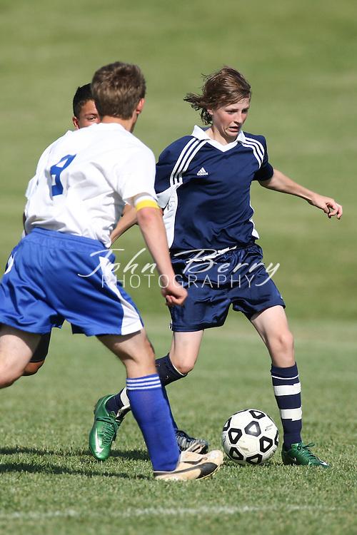 MCHS JV Boy's Soccer .vs Rappahannock  .4/28/2009