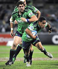 Canberra-Super Rugby, Brumbies v Highlanders