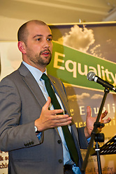 Pictured: local MSP Ben MacPhesron<br /> <br /> SNP Brexit minister Mike Russell spoke at an Edinburgh and Lothians Regional Equality Council event which aimed to facilitate discussion between service providers in the public and third sectors, and asylum seekers and refugees in order to hear about the circumstances and needs.<br /> <br /> Ger Harley | EEm 6 December 2016