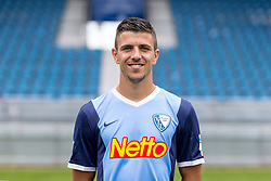 07.07.2015, Rewirpower Stadion, Bochum, GER, 2. FBL, VfL Bochum, Fototermin, im Bild Anthony Losilla (Bochum) // during the official Team and Portrait Photoshoot of German 2nd Bundesliga Club VfL Bochum at the Rewirpower Stadion in Bochum, Germany on 2015/07/07. EXPA Pictures &copy; 2015, PhotoCredit: EXPA/ Eibner-Pressefoto/ Hommes<br /> <br /> *****ATTENTION - OUT of GER*****