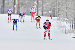 YOUNG Emily, CAN, LW6 at the 2018 ParaNordic World Cup Vuokatti in Finland