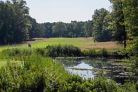 Valkenswaard  - hole 10 ,  Eindhovensche Golf Club.   COPYRIGHT KOEN SUYK