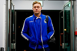 James Clarke of Bristol Rovers arrives at PTS Academy Stadium prior to kick off - Mandatory by-line: Ryan Hiscott/JMP - 08/01/2019 - FOOTBALL - PTS Academy Stadium - Northampton, England - Northampton Town v Bristol Rovers - Checkatrade Trophy
