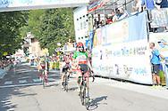 Ciclismo giovanile, 17A Coppa Rosa, Borgo Valsugana 10 settembre 2016<br /> Seconda Classificata: Guazzini Vittoria<br />  &copy; foto Daniele Mosna