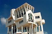 A modern building in Tel Aviv Israel