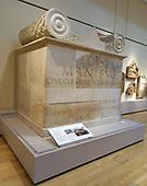 Roman, Funerary, Altars and utensils, 1st-3rd Century AD