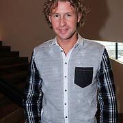 NLD/Amsterdam/20121210 - Presentatie deelnemers Wie is de Mol 2013, Ewout Genemans
