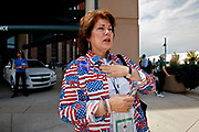 The DNC Convention in Denver will make Obama their candidate.<br /> <br /> <br /> <br /> Mrs. Gutierrez from Laredo, Texas, is a fond Hillary-fan, and feel disappointed by the lack of recognition from the Obama campaign.