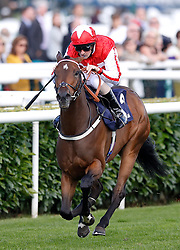 Central City ridden by Ted Durcan wins the Clipper Logistics Leger Legends Classified Stakes, during day one of the 2018 William Hill St Leger Festival at Doncaster Racecourse, Doncaster