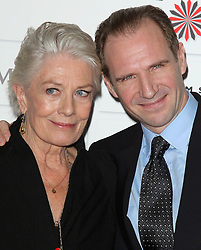 Vanessa Redgrave and Ralph Fiennes at the British Independent Film Awards in London on Sunday 4th December 2011. Photo by: Stephen Lock / i-Images