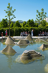 Garden of the Mind at IGA 2017 International Garden Festival (International Garten Ausstellung) in Berlin, Germany