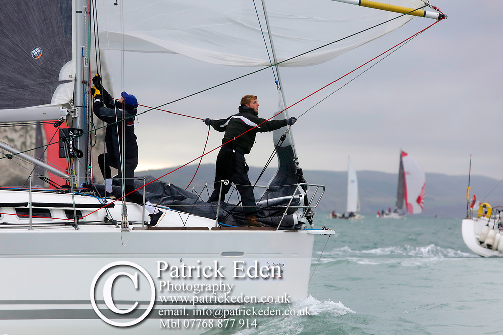2017, July 1, Round the island Race, Round the Island Race, UK, Isle of Wight, Cowes, HOT RATS, GBR 960R,