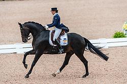 Vilhelmson Silfven Tinne, SWE, Don Auriello<br /> World Equestrian Games - Tryon 2018<br /> © Hippo Foto - Dirk Caremans<br /> 12/09/18