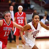Women's Basketball: Augsburg University Auggies vs. Saint Mary's University (Minn.) Cardinals