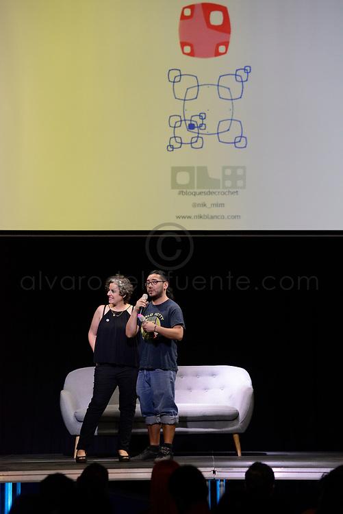 Nerd Nite en Teatro IF. Barrio Italia, Santiago, Chile. 11-01-2018 (©Alvaro de la Fuente)