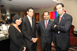 A party to promote the exclusive Puntacana Resort & Club - the Caribbean's Premier Golf & Beach Resort Destination, was held at The Groucho Club, 45 Dean Street London on 12th May 2010.