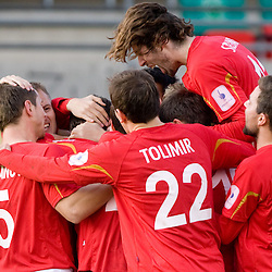 20091202: Football - Soccer - PrvaLiga, NK Olimpija vs NK Rudar