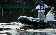 .Open Water Swimming Marathon.London 2012 Olympics - Olimpiadi Londra 2012.day 14 Aug.9.Photo G.Scala/Deepbluemedia.eu/Insidefoto