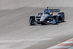 February 12, 2019 - U.S. - AUSTIN, TX - FEBRUARY 12: Josef Newgarden (2) in a Chevrolet powered Dallara IR-12 approaches turn 2 during the IndyCar Spring Training held February 11-13, 2019 at Circuit of the Americas in Austin, TX. (Photo by Allan Hamilton/Icon Sportswire) (Credit Image: © Allan Hamilton/Icon SMI via ZUMA Press)