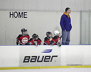 Newburgh, New York - Youth Ice hockey at Ice Time Sports Complex on Nov. 21, 2010.