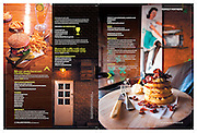 Editorial shot for the September Issue of Food & Home Entertaining Magazine at Jo'Anna Melt Bar in Melville, Johannesburg.