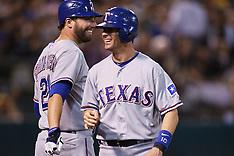 20100924 - Texas Rangers at Oakland Athletics (Major League Baseball)