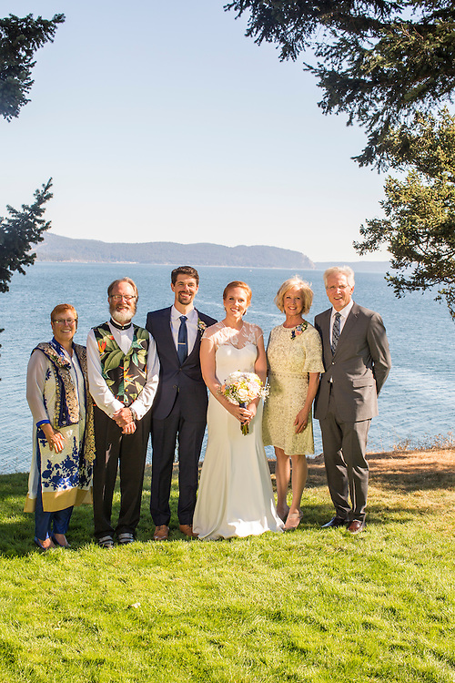Taylor Michels and Kip Nordby wedding. <br /> <br /> Rosario Resort, Orcas Island, Washington. August 20, 2016.