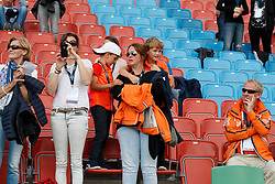 Family of Harrie Smolders, NED<br /> FEI European Jumping Championships - Goteborg 2017 <br /> © Hippo Foto - Dirk Caremans<br /> 27/08/2017,